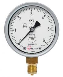 Манометр низкого давления (напоромер) НМПф